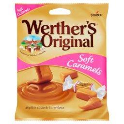 Soft Caramels Miękkie cukierki karmelowe