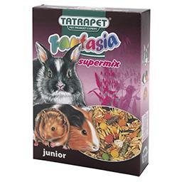 Pokarm pełnoporcjowy dla gryzoni Fantasia dla junior...