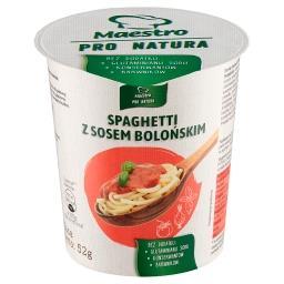 Spaghetti z sosem bolońskim