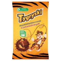 Chrupki kukurydziane o smaku czekoladowym