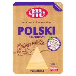 Ser Polski z dziurami premium
