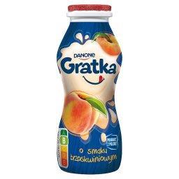 Napój mleczny o smaku brzoskwiniowym 170 g