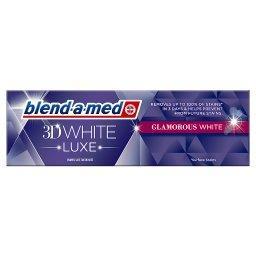 3D White Luxe Pasta do zębów 75ml, Glamorous White