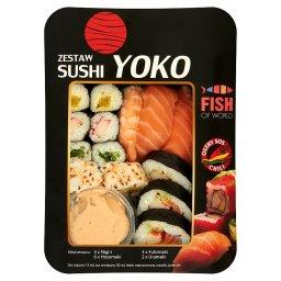 Zestaw sushi Yoko