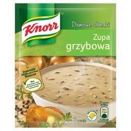 Domowe Smaki Zupa grzybowa