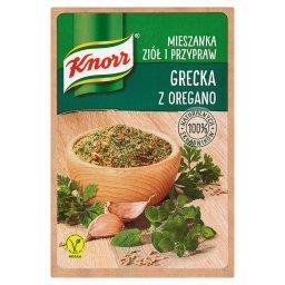 Mieszanka ziół i przypraw grecka z oregano