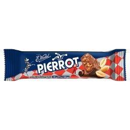 Pierrot Baton orzechowy arachidowy w mlecznej czekol...