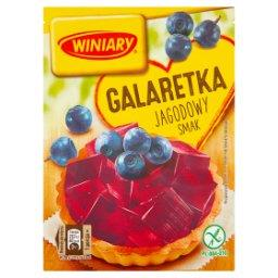 Galaretka jagodowy smak