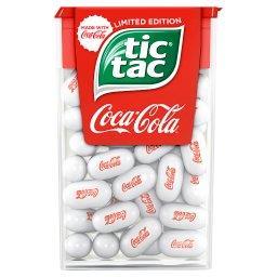 Drażetki o smaku Coca-Cola