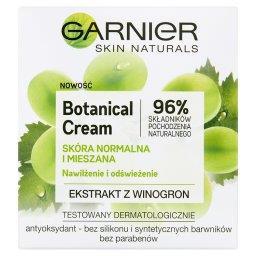 Botanical Cream Krem nawilżający ekstrakt z winogron