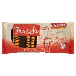 Fraszki Ciastka kruche domowe dekorowane polewą kaka...