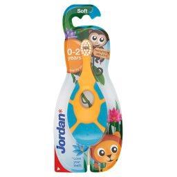 Jordan Step by Step Szczoteczka do zębów dla dzieci ...