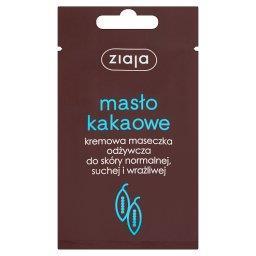 Masło kakaowe Kremowa maseczka odżywcza do skóry normalnej suchej i wrażliwej