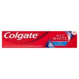 Max White Optic Pasta z fluorem