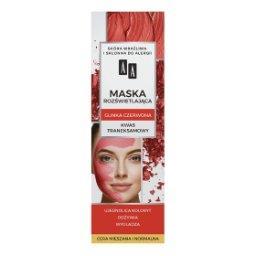 Carbon&Clay maska rozświetlająca z glinką czerwoną 3...