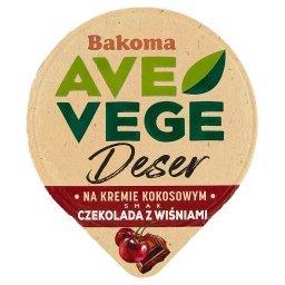 Ave Vege Deser na kremie kokosowym smak czekolada z ...