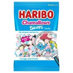 Chamallows Smerfy Pianki