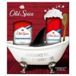 Whitewater Zestaw podarunkowy Dezodorant w sztyfcie 50 ml Żel pod prysznic 250 ml