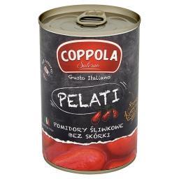 Pomidory śliwkowe bez skórki