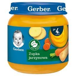 Zupka jarzynowa dla niemowląt po 4. miesiącu