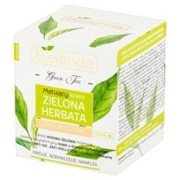 Zielona Herbata Matujący krem na dzień