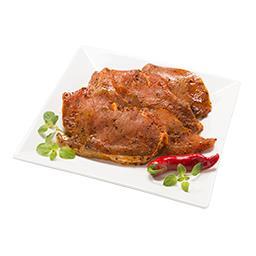 Stek wieprzowy na grilla