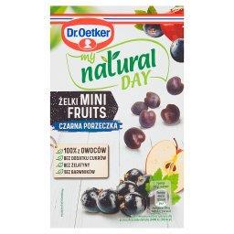 My Natural Day Żelki Mini Fruits czarna porzeczka
