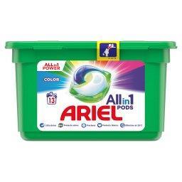 Allin1 PODS Colour Kapsułki do prania, 13prań