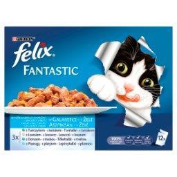 Fantastic Karma dla kotów uczta oceanu w galaretce 1...
