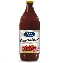 Przecier pomidorowy Passata Reale 660 g