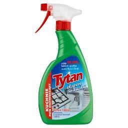 Płyn dezynfekujący w sprayu do kuchni