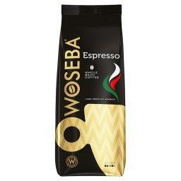 Espresso Kawa palona ziarnista