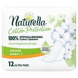 Cotton Protection Ultra Normal Podpaski ze skrzydełkami x12