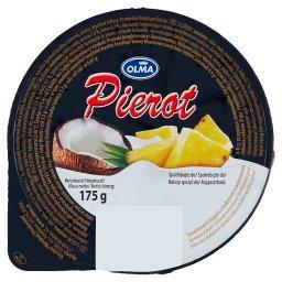 Pierot Śmietankowy jogurt z kokosem i ananasem