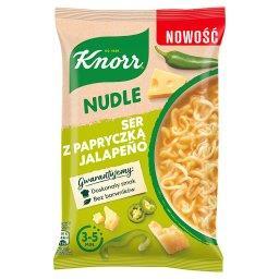 Nudle Zupa-danie ser z papryczką jalapeño 69 g