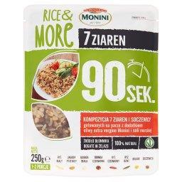 Rice & More Kompozycja 7 ziaren i soczewicy