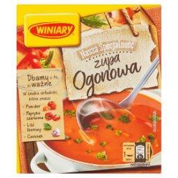 Nasza specjalność Zupa ogonowa