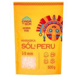 Maraska sól z Peru 3-5 mm