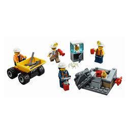 Klocki Lego City Ekipa górnicza 60184