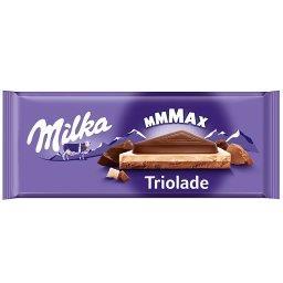 Mmmax Czekolada mleczna Triolade