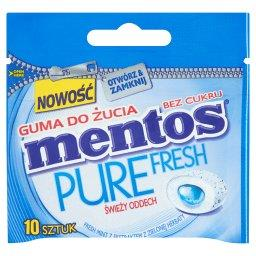 Pure Fresh Świeża Mięta Guma do żucia bez cukru  (10 sztuk)