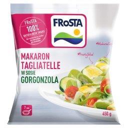 Makaron tagliatelle w sosie Gorgonzola