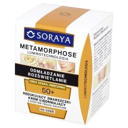 Metamorphose 50+ Redukujący zmarszczki krem ujędrniający na dzień