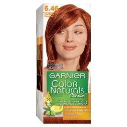 Color Naturals Creme Farba do włosów 6.46 Miedziana czerwień