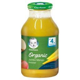 Nektar jabłko mango dla niemowląt po 4. miesiącu