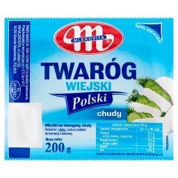 Twaróg wiejski Polski chudy