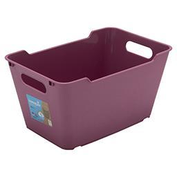 Koszyk plastikowy Lotta Lifestyle-Box 6 l fuksja 29,...