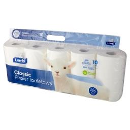 Classic Papier toaletowy 10 rolek