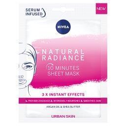 Urban Skin Natural Radiance 10-minutowa maska w płac...