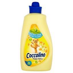 Happy Yellow Płyn do płukania tkanin koncentrat 2 l (57 prań)